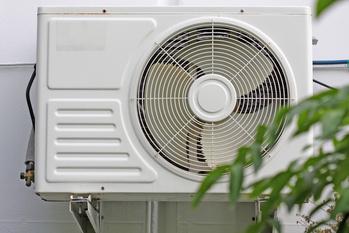 Unité extérieur d'un pompe à chaleur air-eau