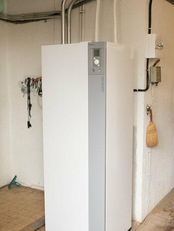 Unité intérieure d'une pompe à chaleur air eau