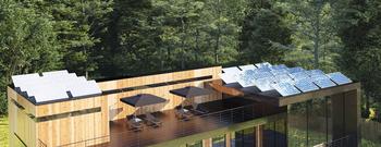 maison autonome écologique