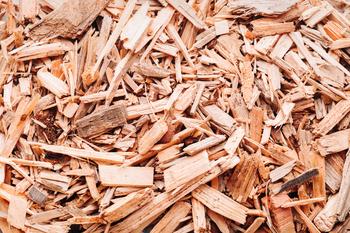 Plaquettes forestières
